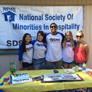 photo of National Society of Minorities in Hospitality (NSMH)